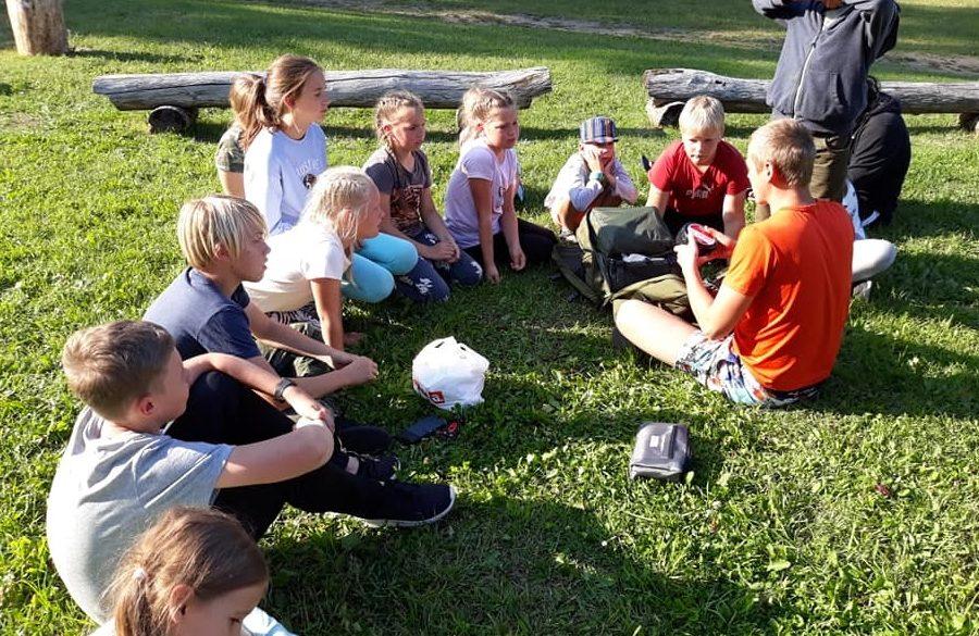 Kokkuvõte: mida tegime 2019 suvel laagris?