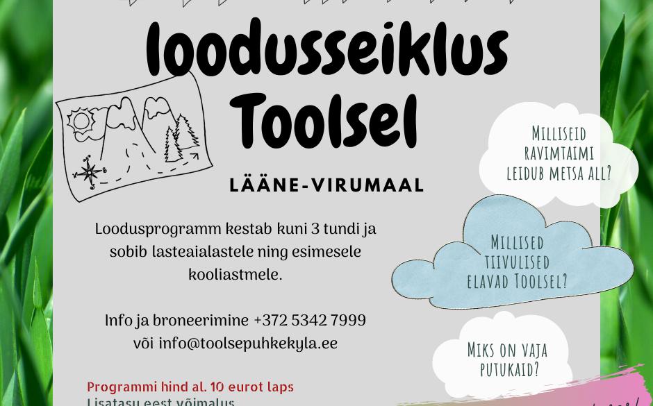 LOODUSSEIKLUS TOOLSEL